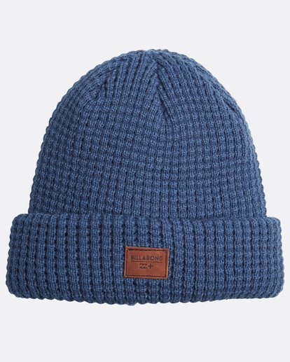 1 Basher Beanie Blue L5BN11BIF8 Billabong