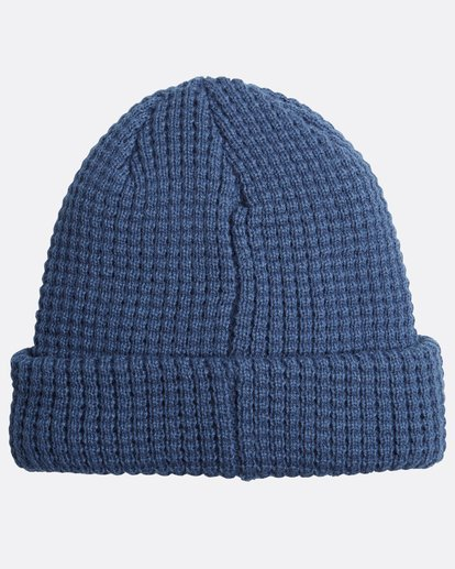 2 Basher Beanie Blue L5BN11BIF8 Billabong