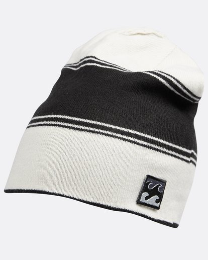 1 Diamond Chains Beanie Noir L5BN15BIF8 Billabong