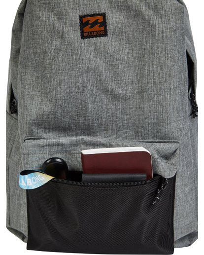 4 All Day Pack Backpack Grey L5BP01BIF8 Billabong