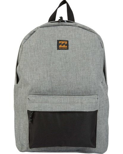 0 All Day Pack Backpack Grey L5BP01BIF8 Billabong