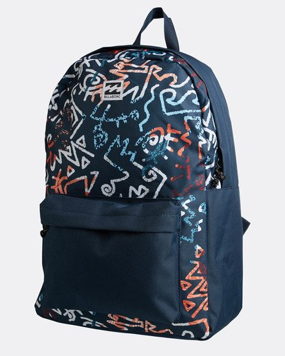 0 All Day Pack Backpack Blue L5BP01BIF8 Billabong
