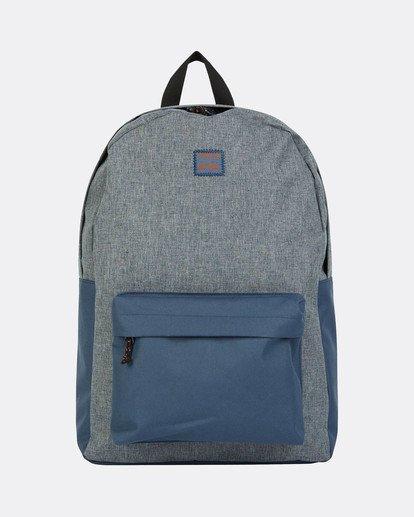3 All Day Pack Backpack Azul L5BP01BIF8 Billabong