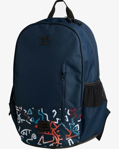 0 Command Lite Pack Backpack Blau L5BP02BIF8 Billabong