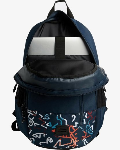 3 Command Lite Pack Backpack Azul L5BP02BIF8 Billabong