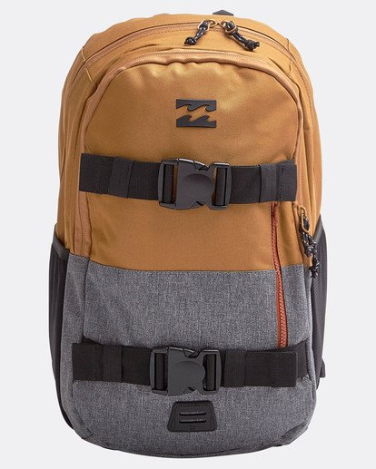 0 Command Skate Pack Backpack Brown L5BP03BIF8 Billabong