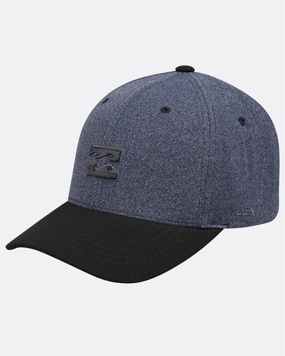 0 All Day Flexfit Cap Azul L5CF02BIF8 Billabong
