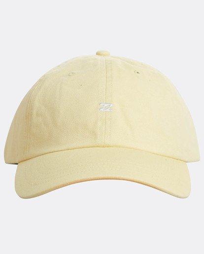 1 All Day Lad Cap Yellow L5CM09BIF8 Billabong