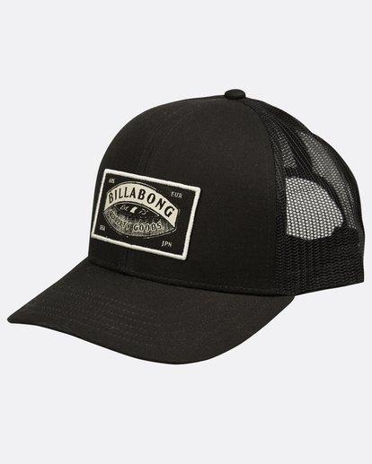 0 Walled Trucker Hat  L5CT01BIF8 Billabong