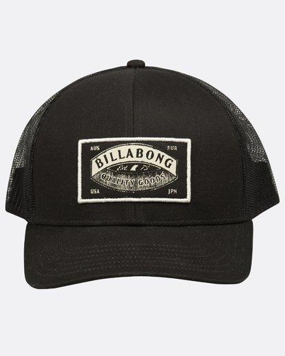 1 Walled Trucker Hat  L5CT01BIF8 Billabong