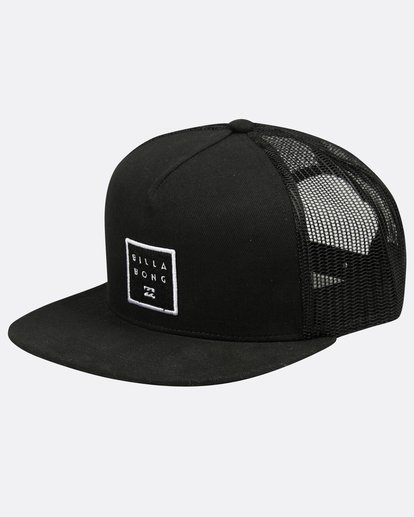 0 Stacked Trucker Hat Noir L5CT02BIF8 Billabong