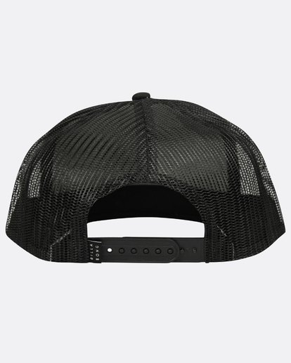 2 Stacked Trucker Hat Schwarz L5CT02BIF8 Billabong