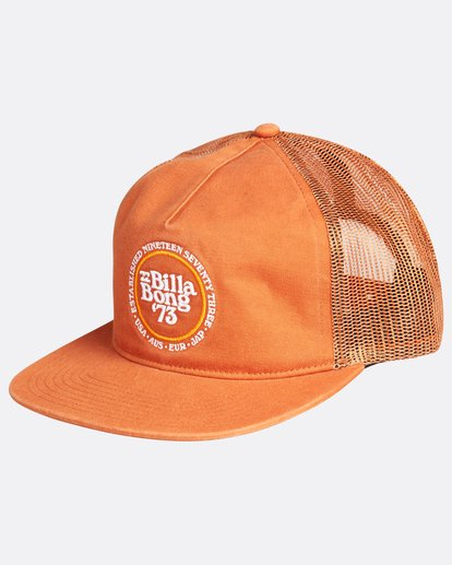 0 Breakdown Trucker Hat Verde L5CT04BIF8 Billabong