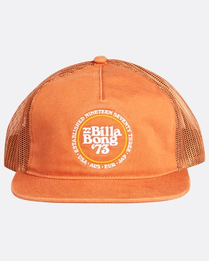 1 Breakdown Trucker Hat Verde L5CT04BIF8 Billabong
