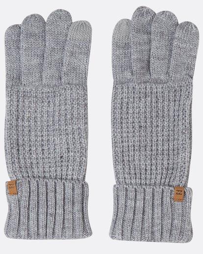 1 Brooklyn - Gloves for Men Grey L5GL01BIF8 Billabong
