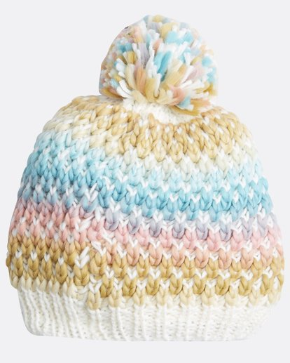 1 Snowball Womens Snow Beanie White L6BN01BIF8 Billabong