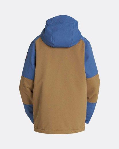 1 Boys All Day Snow Jacket Yellow L6JB01BIF8 Billabong