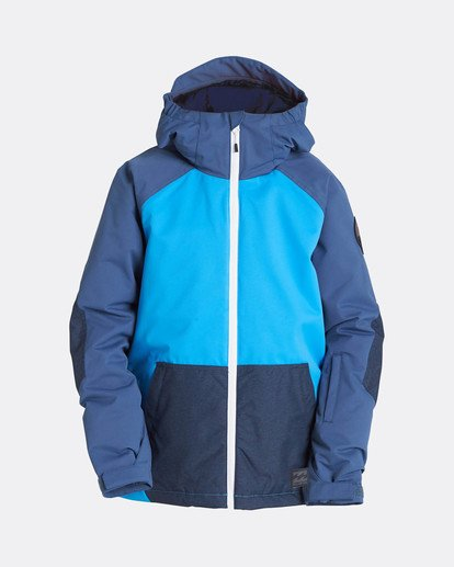 0 Boys All Day Snow Jacket Azul L6JB01BIF8 Billabong