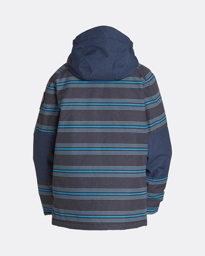 1 Boys All Day Snow Jacket Blau L6JB01BIF8 Billabong