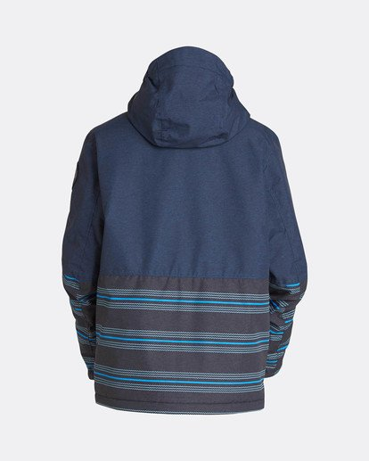 1 Boys Fifty 50 Snow Jacket Blau L6JB02BIF8 Billabong