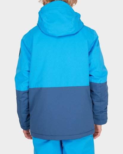 2 TEEN FIFTY 50 SNOW JACKET Blue L6JB02S Billabong