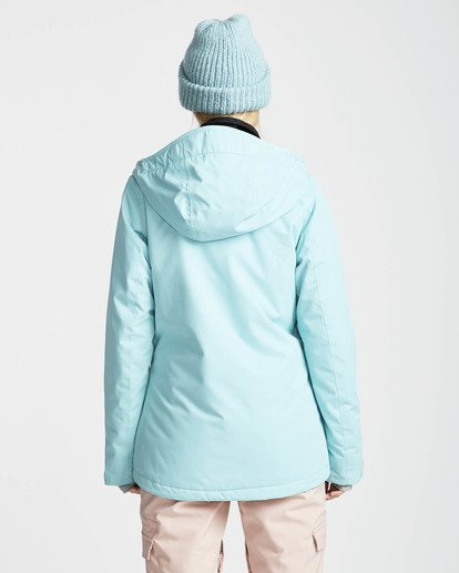 5 Sula Solid Snow Jacket Blue L6JF01BIF8 Billabong