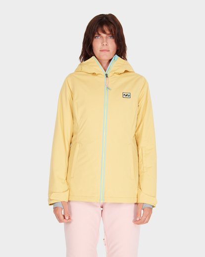 0 SULA SOLID SNOW JACKET Beige L6JF01S Billabong