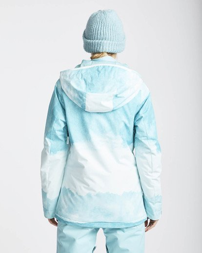 5 Sula Printed Snow Jacket Azul L6JF02BIF8 Billabong