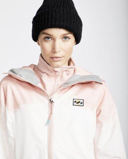 1 Sula Printed Snow Jacket Rosa L6JF02BIF8 Billabong