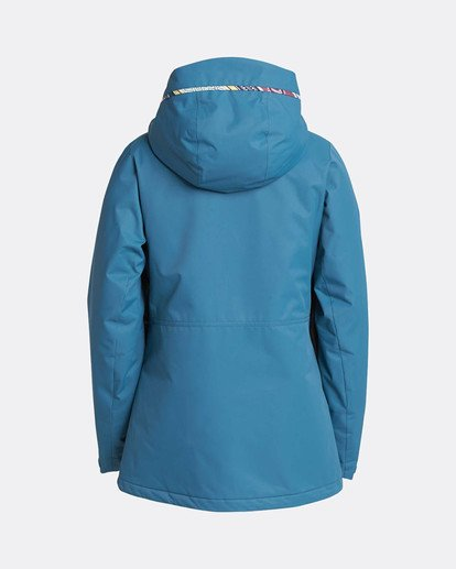 1 Jara 10K Snow Jacket Marron L6JF04BIF8 Billabong