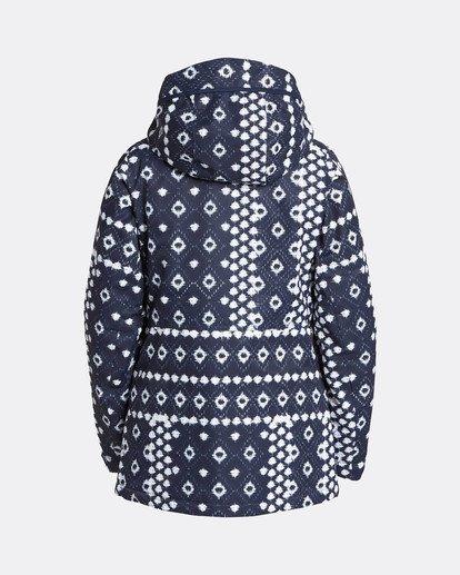 8 Jara 10K Snow Jacket Blau L6JF04BIF8 Billabong