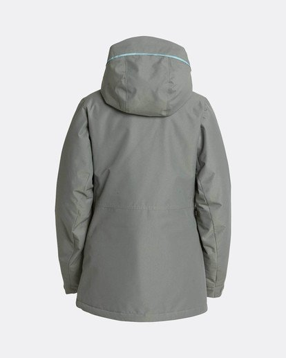 9 Jara 10K Snow Jacket Grün L6JF04BIF8 Billabong