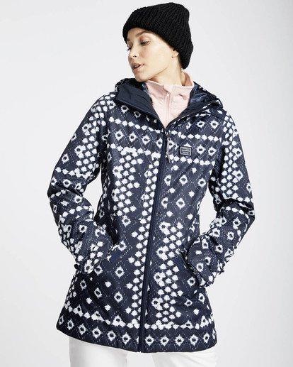 1 Jara 10K Snow Jacket Blau L6JF04BIF8 Billabong