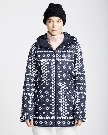 5 Jara 10K Snow Jacket Blau L6JF04BIF8 Billabong