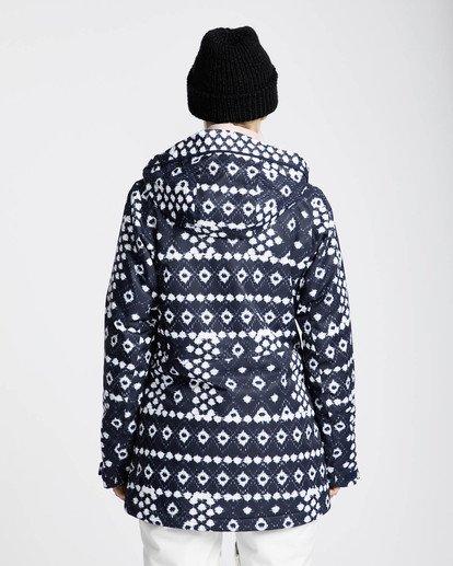 6 Jara 10K Snow Jacket Blau L6JF04BIF8 Billabong
