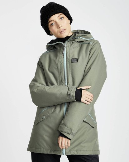 1 Jara 10K Snow Jacket Grün L6JF04BIF8 Billabong