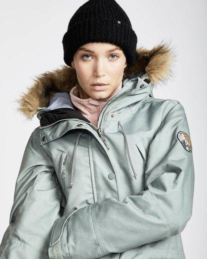 1 Nora 10K Primaloft Snow Jacket Grün L6JF05BIF8 Billabong