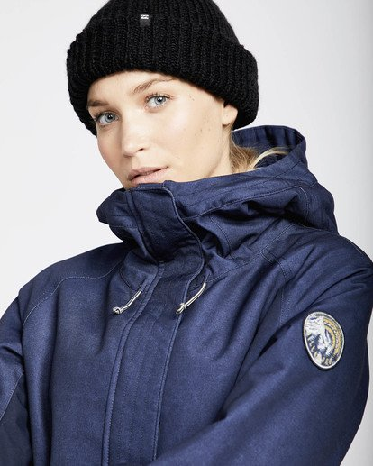 1 Sienna Snow Jacket Azul L6JF06BIF8 Billabong