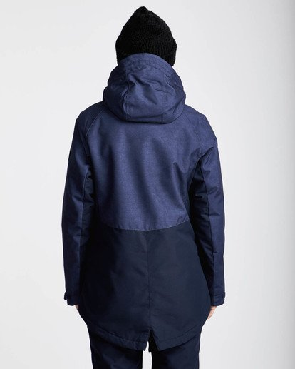5 Sienna Snow Jacket Azul L6JF06BIF8 Billabong