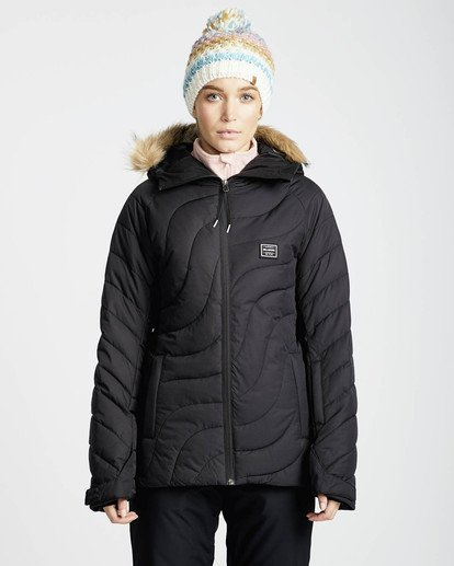 3 Soffya 10K Snow Jacket Negro L6JF08BIF8 Billabong