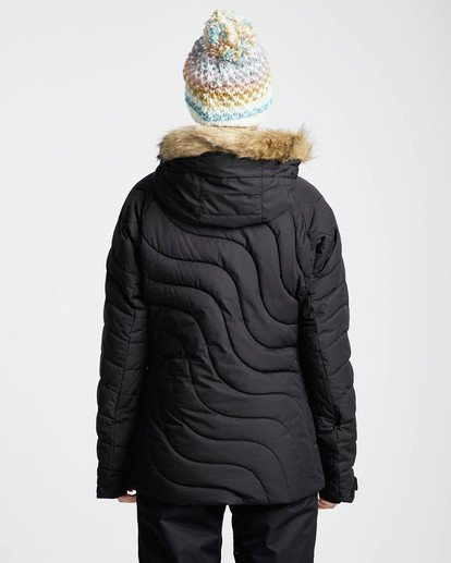 4 Soffya 10K Snow Jacket Negro L6JF08BIF8 Billabong