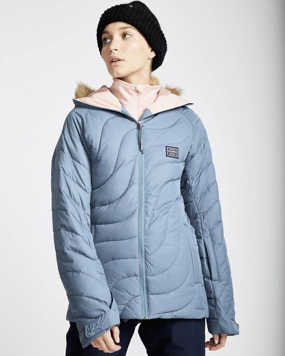 0 Soffya 10K Snow Jacket Marron L6JF08BIF8 Billabong