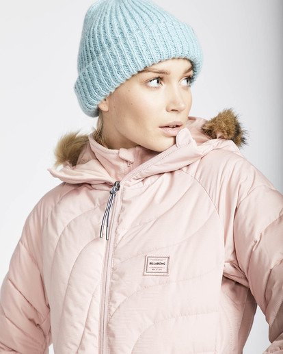 1 Soffya 10K Snow Jacket Rosa L6JF08BIF8 Billabong