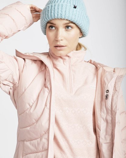 2 Soffya 10K Snow Jacket Rosa L6JF08BIF8 Billabong