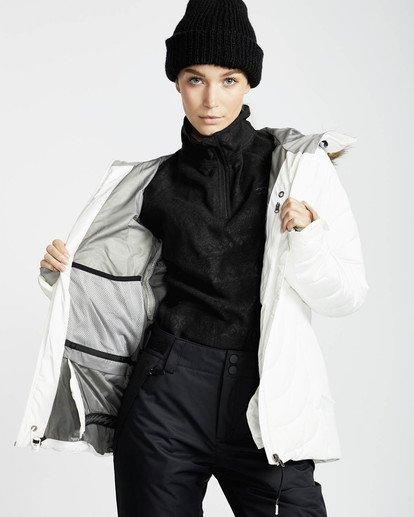 1 Soffya 10K Snow Jacket Blanco L6JF08BIF8 Billabong