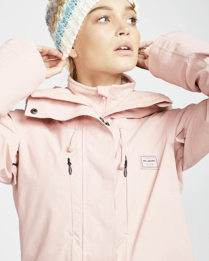 1 Dalia 45K Primaloft Snow Jacket Rosa L6JF10BIF8 Billabong