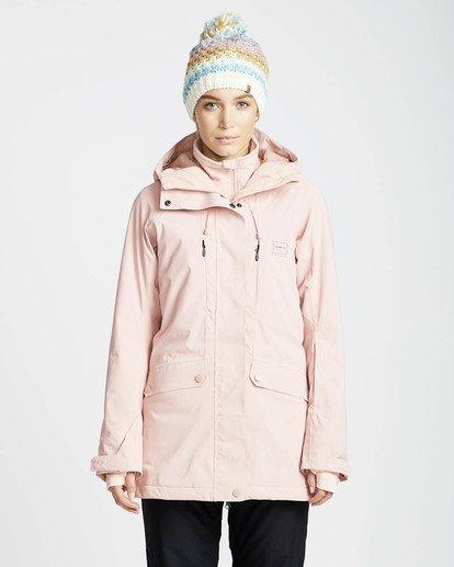 3 Dalia 45K Primaloft Snow Jacket Rosa L6JF10BIF8 Billabong