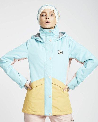 0 Kayla 10K Snow Jacket Azul L6JF11BIF8 Billabong