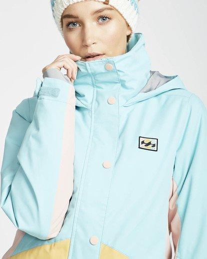 1 Kayla 10K Snow Jacket Azul L6JF11BIF8 Billabong