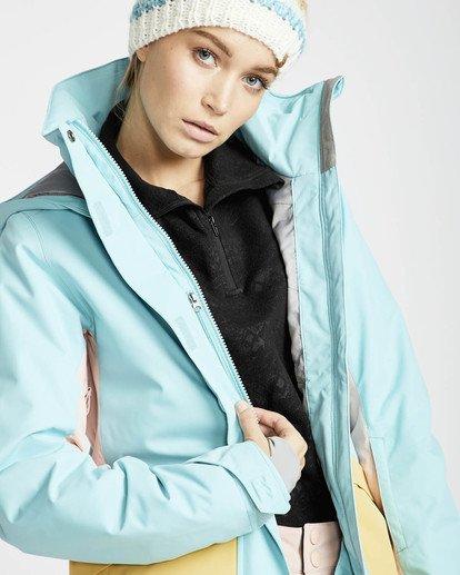 2 Kayla 10K Snow Jacket Azul L6JF11BIF8 Billabong
